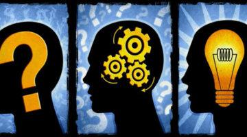 Четыре типа неправильного мышления